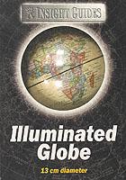 Antique Illuminated Insight Globe