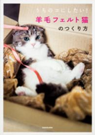 羊毛フェルト猫のつくり方 - うちのコにしたい!