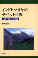 インドヒマラヤのチベット世界