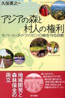 アジアの森と村人の権利