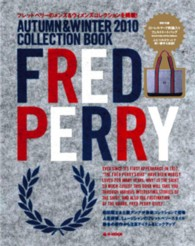 FRED PERRY AUTUMN&WINTER 2010 COLLECTION e-mook
