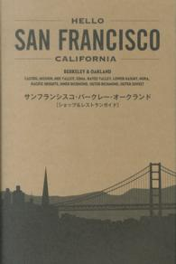 HELLO SAN FRANCISCO - CALIFORNIA TWJ books