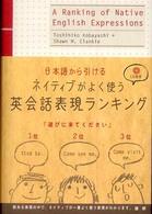 ネイティブがよく使う英会話表現ランキング - 日本語から引ける