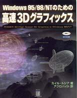 Windows 95/98/NTのための高速3Dグラフィックス