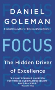 Focus : The Hidden Driver of Excellence (OME A-FORMAT)