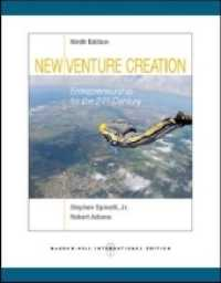 New Venture Creation (ISE) (9TH)
