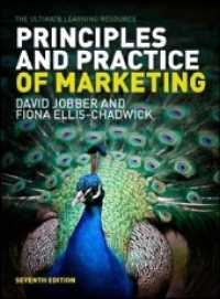 Principles and Practice of Marketing -- Paperback (7 Rev ed)