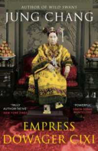 Empress Dowager Cixi : The Concubine Who Launched Modern China -- Paperback