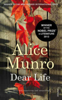 Dear Life -- Paperback (English Language Edition)