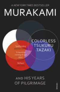 Colorless Tsukuru Tazaki and His Years of Pilgrimage (B-Format)