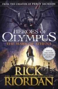 Mark of Athena (Heroes of Olympus) -- Paperback
