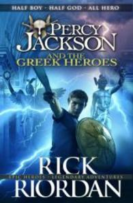 Percy Jackson and the Greek Heroes -- Paperback