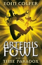 ARTEMIS FOWL & THE TIME PARADOX