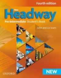 New Headway Fourth Edition Pre-intermediate Student's Book