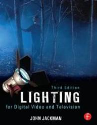 Lighting for Digital Video and Television (3RD)