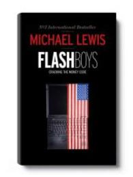 Flash Boys -- Hardback