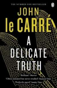 John Le Carre New Novel -- Paperback