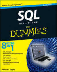 SQL All-in-One for Dummies (For Dummies) (2ND)