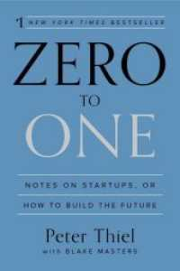 Zero to One : Notes on Startups, or How to Build the Future (OME C-FORMAT)
