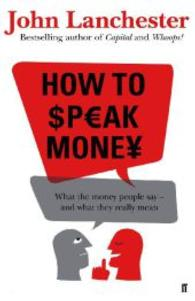 How to Speak Money