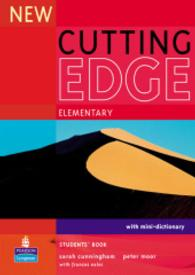 New Cutting Edge Elementary Student Book +minidictionary