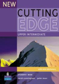 New Cutting Edge Upper-inter Student Book +minidictionary