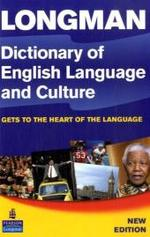 Longman Dictionary of English Language and Culture: Paper
