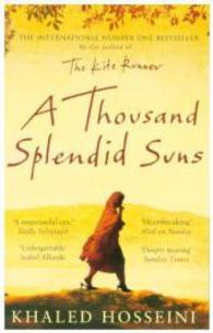 Thousand Splendid Suns -- Paperback (Open marke)