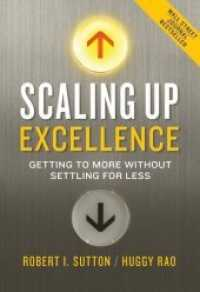 Scaling Up Excellence : Getting to More without Settling for Less (OME C-FORMAT)
