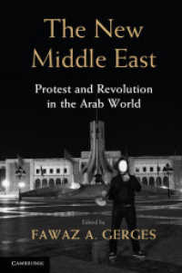 The New Middle East : Protest and Revolution in the Arab World