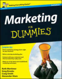 Marketing for Dummies -- Paperback (UK ed)