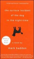 CURIOUS INCIDENT OF THE DOG IN THE NIGHT TIME.