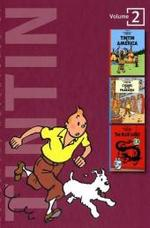 Adventures of Tintin -- Paperback