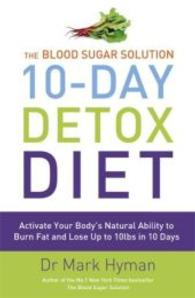 Blood Sugar Solution 10-day Detox Diet -- Paperback