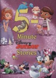 5-Minute Disney Junior Stories (5 Minute Stories)