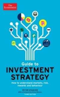 Economist Guide to Investment Strategy : How to Understand Markets, Risk, Rewards and Behaviour -- Paperback (3 Rev ed)