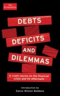 Debts, Deficits and Dilemmas : A Crash Course on the Financial Crisis and its Aftermath -- Paperback