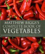 Complete Book of Vegetables
