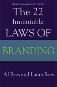 22 Immutable Laws of Branding -- Paperback