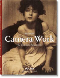 Camera Work : The Complete Photographs 1903-1917 (2013. 552 p. w. numerous photographs. 202 mm)