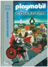 Playmobil Collector, 1974-2009, 3. Edition : International Version. Text deutsch/englisch (2009. 627 S. m. zahlr. farb. Abb. 21 cm)