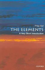 The elements a very short introduction Very short introductions