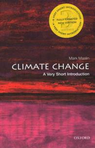 Climate Change Very short introductions