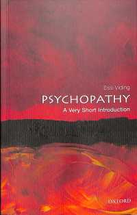 Psychopathy a very short introduction Very short introductions ; 618
