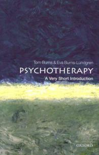 Psychotherapy a very short introduction Very short introductions ; 416