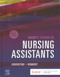 Mosby's textbook for nursing assistants : hbk