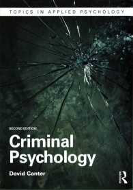 Criminal psychology 2nd Edition