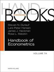 Handbook of econometrics v. 7A Handbooks in economics