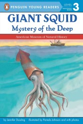 Giant squid : mystery of the deep : American Museum of national history