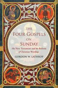 The four Gospels on Sunday the New Testament and the reform of Christian worship